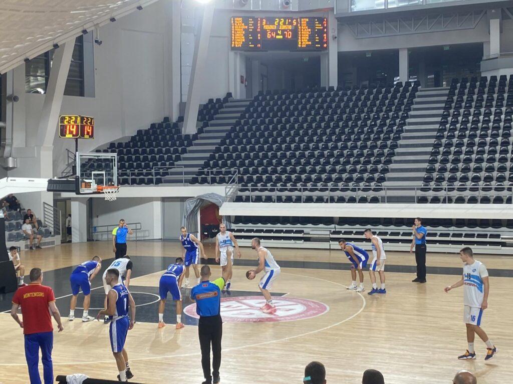Podgorica poražena od Jedinstva