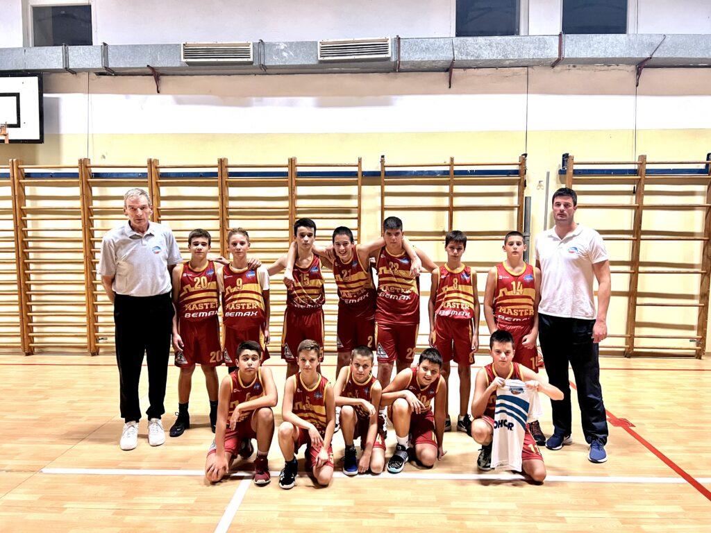 Nova pobjeda mlađih pionira Podgorice