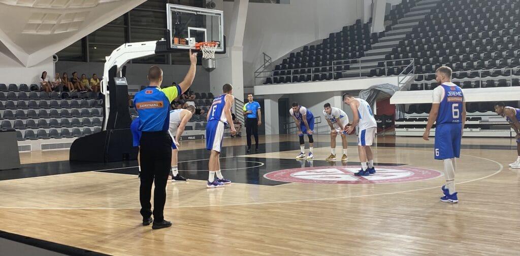 Podgorica poražena u prvom pripremnom meču